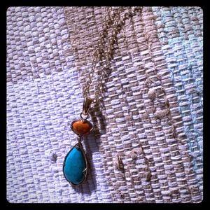NWOT Barse  interchangeable reversible necklace